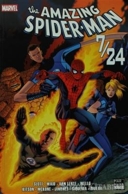 The Amazing Spider-Man: 9 - 7/24