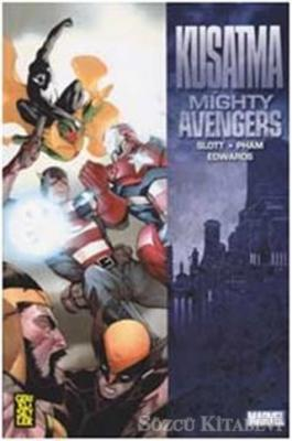 The Mighty Avengers İntikamcılar 5 - Kuşatma