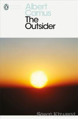 Albert Camus - The Outsider   Sözcü Kitabevi