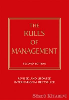 Richard Templar - The Rules of Management | Sözcü Kitabevi