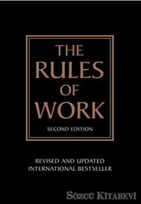 Richard Templar - The Rules of Work | Sözcü Kitabevi