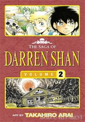 The Saga of Darren Shan Volume 2