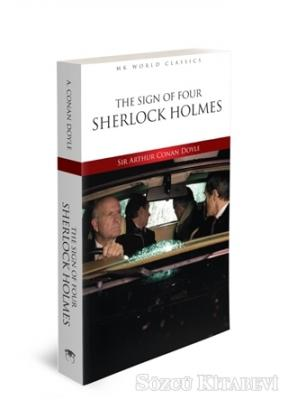 The Sign of Four Sherlock Holmes - İngilizce Roman