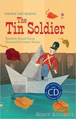 Russell Punter - The Tin Soldier | Sözcü Kitabevi