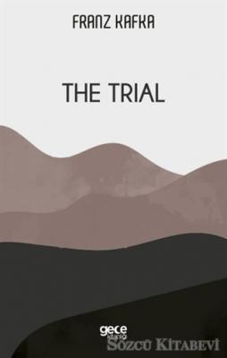 Franz Kafka - The Trial | Sözcü Kitabevi