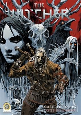The Witcher Cilt 1 - Camlar Konağı
