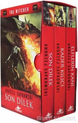 The Witcher Seti (3 Kitap)
