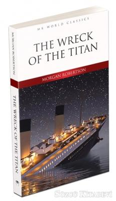 The Wreck of the Titan - İngilizce Roman