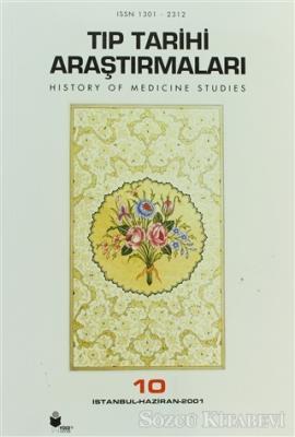 Tıp Tarihi Araştırmaları 10
