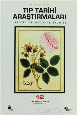 Tıp Tarihi Araştırmaları 12