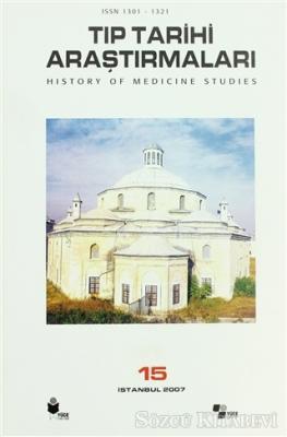 Tıp Tarihi Araştırmaları 15