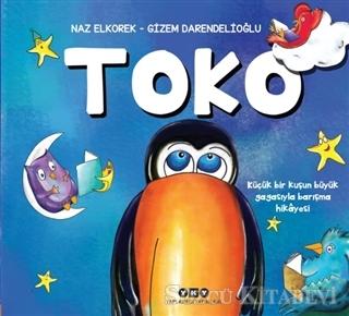 Naz Elkorek - Toko | Sözcü Kitabevi