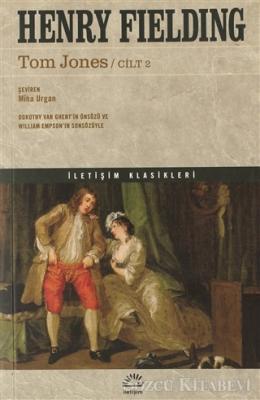 Henry Fielding - Tom Jones Cilt 2 | Sözcü Kitabevi