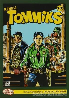 Tommiks (Renkli) Nostaljik Seri Sayı: 10