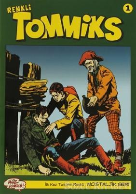 Tommiks (Renkli) Nostaljik Seri Sayı: 1