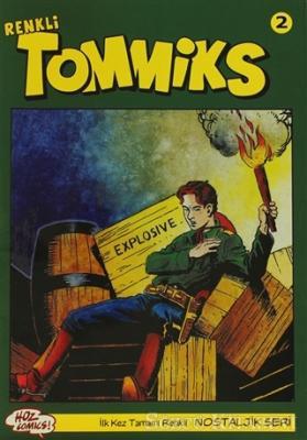 Tommiks (Renkli) Nostaljik Seri Sayı: 2