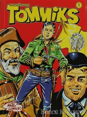 EsseGesse Tommiks 1