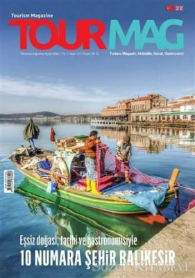 Kolektif - TOURMAG Turizm Dergisi Sayı:27 Temmuz-Ağustos-Eylül 2021 | Sözcü Kitabevi