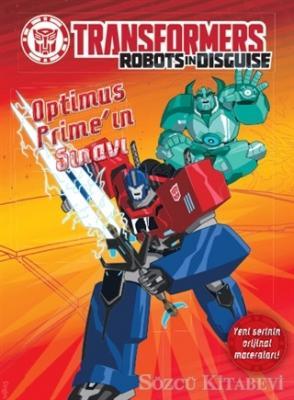 Transformers - Optimus Prime'in Sınavı