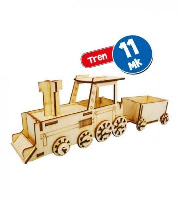 Kum Toys - Tren   Sözcü Kitabevi