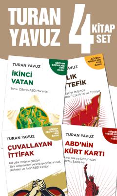 Turan Yavuz 4 Kitap Set