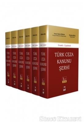 Türk Ceza Kanunu Şerhi (6 Cilt Takım)