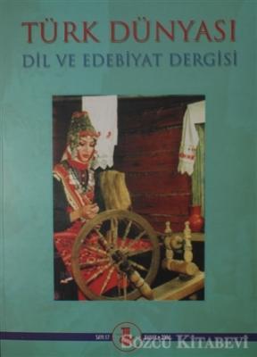 Türk Dili Dergisi Sayı: 17 Bahar 2004