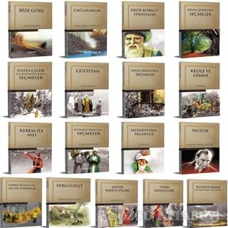 Türk Klasikleri Seti (17 Kitap Takım)