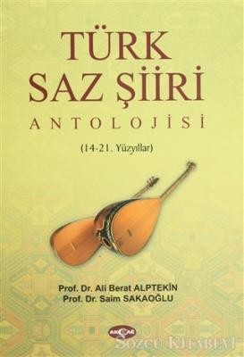 Türk Saz Şiiri Antolojisi