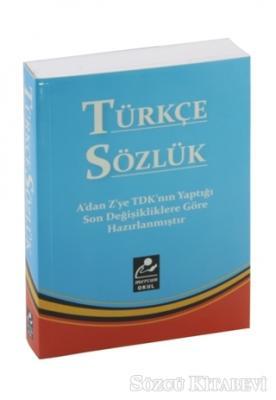 Türkçe Sözlük (Renkli, Fihristli)