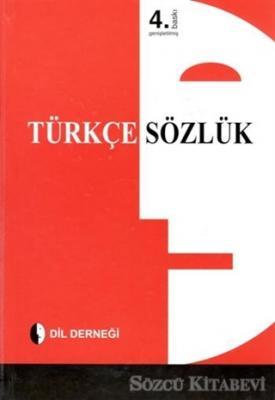 Kolektif - Türkçe Sözlük   Sözcü Kitabevi