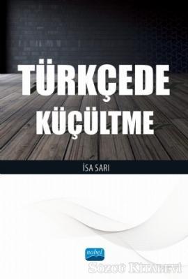 Türkçede Küçültme