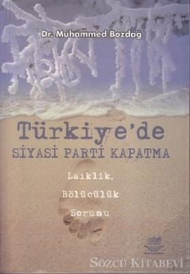 Türkiye'de Siyasi Parti Kapatma