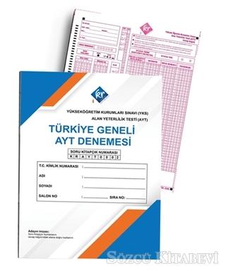 Türkiye Geneli Optikli AYT Denemesi