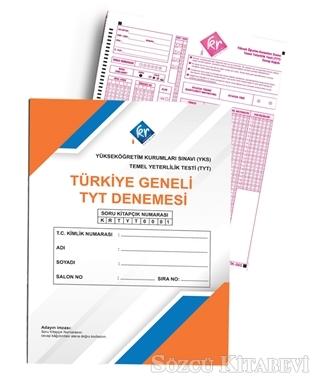 Türkiye Geneli Optikli TYT Denemesi