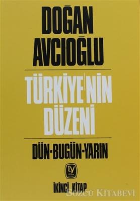 Türkiye'nin Düzeni  2. Kitap
