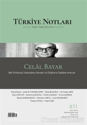 Türkiye Notları Fikir Tarih Kültür Dergisi Sayı: 11