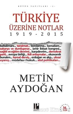 Türkiye Üzerine Notlar