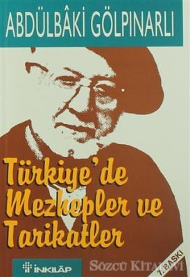 Türkiye'de Mezhepler ve Tarikatler