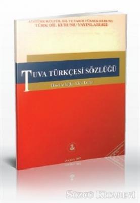 Tuva Türkçesi Sözlüğü