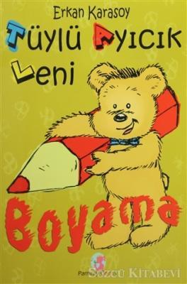 Tüylü Ayıcık Leni - Boyama
