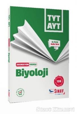 TYT - AYT Biyoloji Akordiyon Serisi