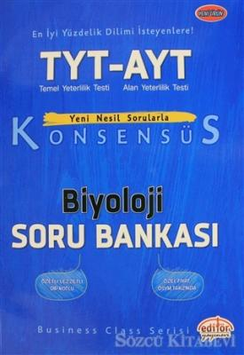 TYT AYT Konsensüs Biyoloji Soru Bankası