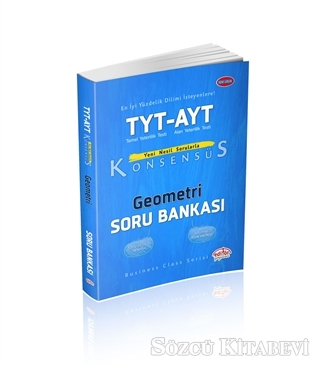 TYT AYT Konsensüs Geometri Soru Bankası