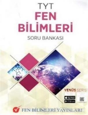 TYT Fen Bilimleri Soru Bankası Venüs Serisi