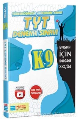TYT K9 Video Çözümlü Deneme Sınavları