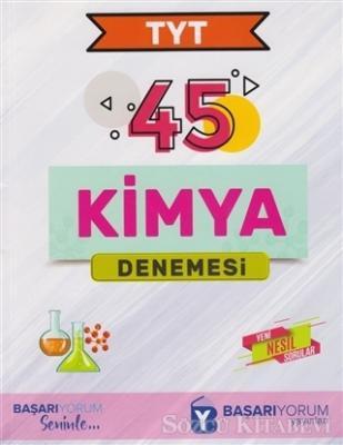 TYT Kimya 45 Denemesi