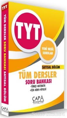 TYT Sayısal Tüm Dersler Soru Bankası