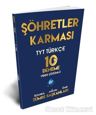TYT Şöhretler Karması Türkçe 10 Deneme