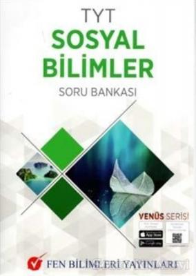 Kolektif - TYT Sosyal Bilimler Soru Bankası Venüs Serisi | Sözcü Kitabevi